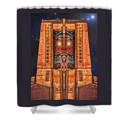The Recycled King Shower Curtain