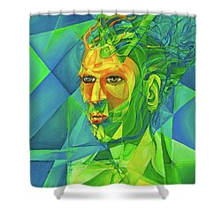 The Reinvention Shower Curtain
