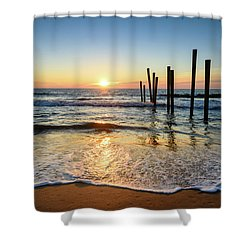 The Remembrance Shower Curtain