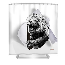 The Return Of Christ Shower Curtain by Joseph Juvenal