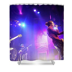The Revivalists Shower Curtain