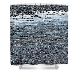 The River Of Youth Shower Curtain