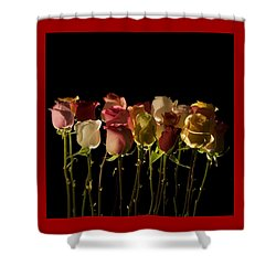 The Rose's Forest Shower Curtain