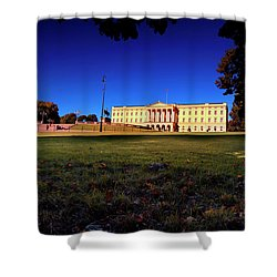 The Royal Palace Shower Curtain