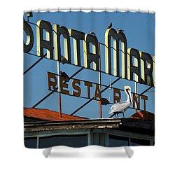 The Santa Maria Shower Curtain