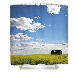 The Saskatchewan Prairies II Shower Curtain