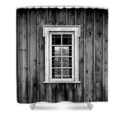 The School House Shower Curtain