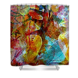 The Seller Shower Curtain