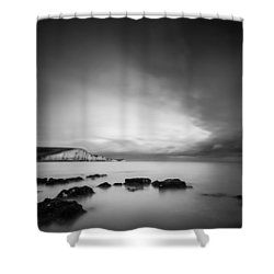The Seven Sisters Shower Curtain