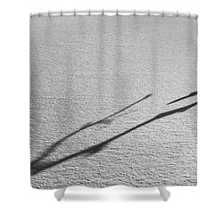 The Shadows Shower Curtain