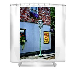 The Shops At Bunratty Castle Shower Curtain