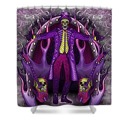 The Show Stopper Shower Curtain