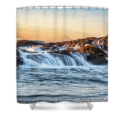The Small Things Shower Curtain