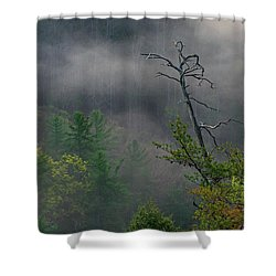 The Snag Shower Curtain