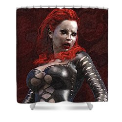 The Society - Russian Princess Shower Curtain
