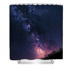 The Stargazer Shower Curtain