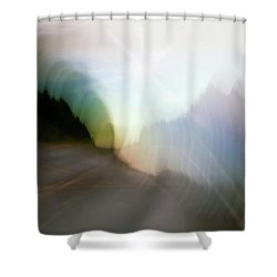 The Street Of Fantasy Shower Curtain by Heiko Koehrer-Wagner