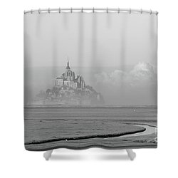 The Stuff Of Fairytales Shower Curtain