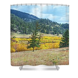 The Sublime Beauty That Ensorcells The Soul.  Shower Curtain