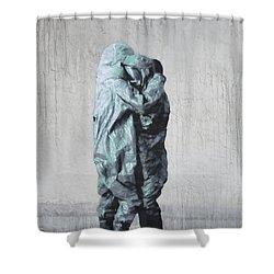 The Survivors Shower Curtain