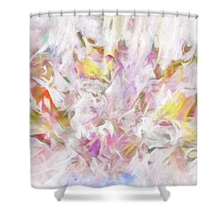 The Tender Compassions Of God Shower Curtain