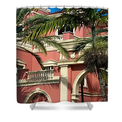 The Three Hundred Sixty Five Fifth Avenue S. Shower Curtain