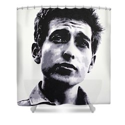 The Times They Are A Changin'   Shower Curtain
