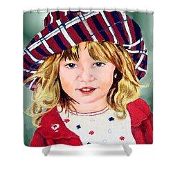 The Treasured Hat Shower Curtain