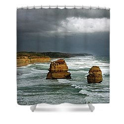 The Twelve Apostles Shower Curtain