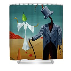 The Union Shower Curtain
