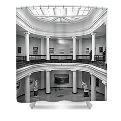 The University Of Michigan Museum Of Art Shower Curtain
