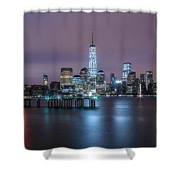 Shower Curtain featuring the photograph The View  by Anthony Fields