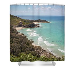 The View From The Cape Shower Curtain