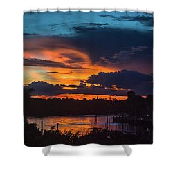 The Component Of Dreams Shower Curtain