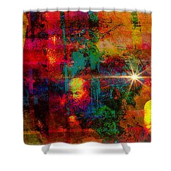 The Visitors Shower Curtain