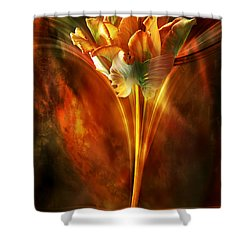 The Wild And Beautiful Shower Curtain