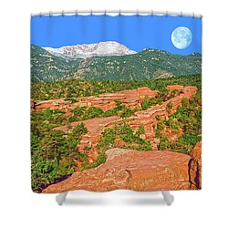 The World Is Not Comprehensible, But It Is Embraceable, Wrote The German Philosopher, Martin Buber.  Shower Curtain