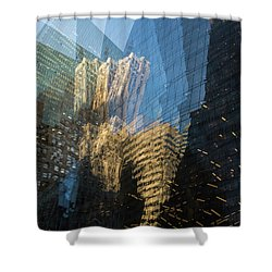 Shower Curtain featuring the photograph The World Keeps Turning by Alex Lapidus