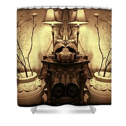 Things Of Which All Witches Dream Shower Curtain