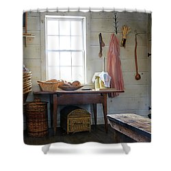 This 'ol Kitchen Shower Curtain