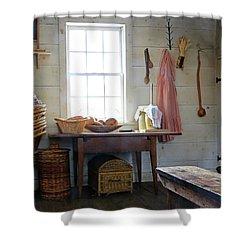 This 'ol Kitchen Shower Curtain