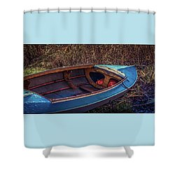 This Old Boat Shower Curtain