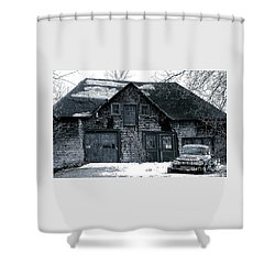 This Old House  6 Shower Curtain