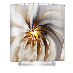 This Too Will Pass... Shower Curtain by Amanda Moore