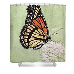 Thistle Do Shower Curtain