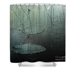 Those Days We Fail Shower Curtain by Aimelle
