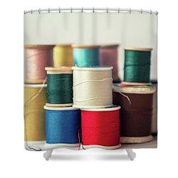 Thread #1 Shower Curtain