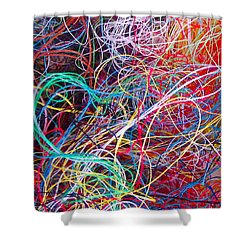Thread Collection Shower Curtain
