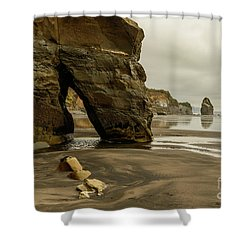 Three Sisters Shower Curtain by Werner Padarin
