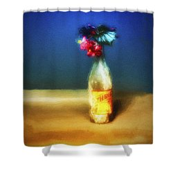 Shower Curtain featuring the photograph Thrill No. 2  ... by Chuck Caramella